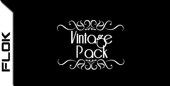 VideoHive Vintage Pack 11494149