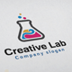 Creative Lab Logo - GraphicRiver Item for Sale