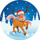 Cute Reindeer - GraphicRiver Item for Sale