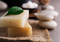 Spa Handmade natural Soap. Selective focus - PhotoDune Item for Sale