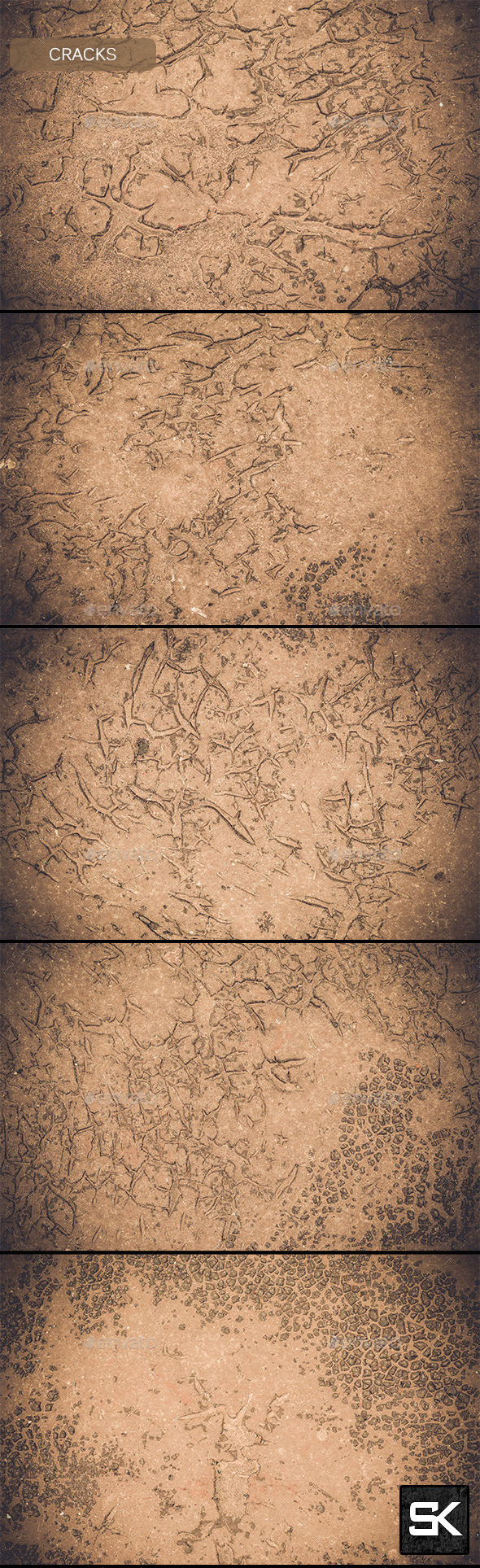 GraphicRiver Cracks.2 11494758