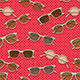 Retro Sunglasses Seamless Pattern - GraphicRiver Item for Sale