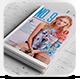 NO.9 Magazine Template - GraphicRiver Item for Sale