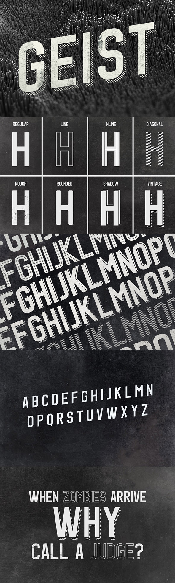 GraphicRiver Geist Typeface 11495690