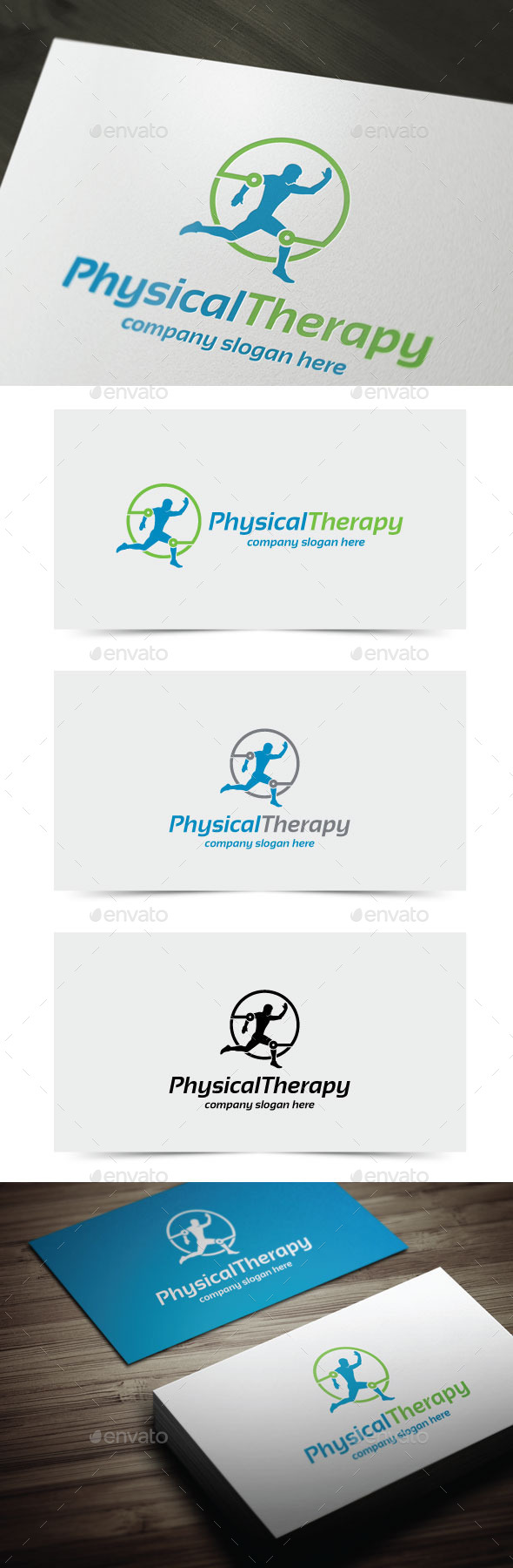 GraphicRiver Physical Therapy 11496749