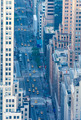 Avenue of New York, aerial view