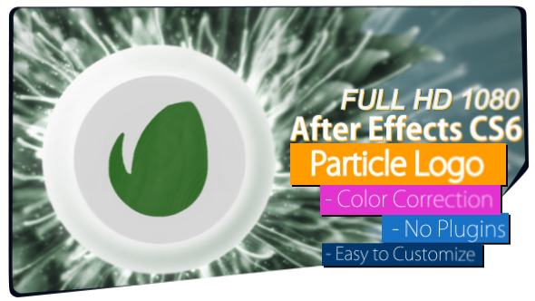 Ambient Particle Logo