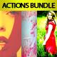 High End Light Photoshop Action Bundle - GraphicRiver Item for Sale