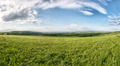 Spring landscape with Caucasus green mountains - PhotoDune Item for Sale
