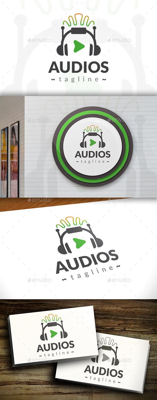 GraphicRiver Music Dj Logo 11498135