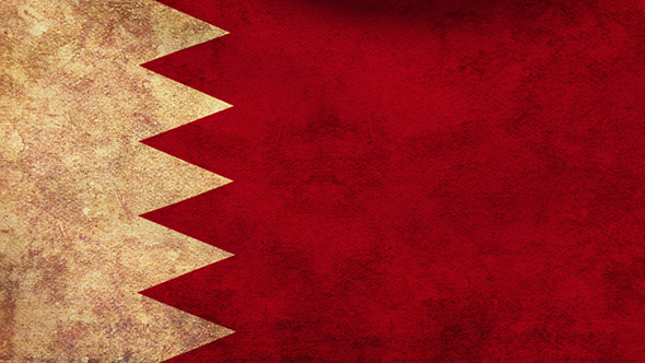 VideoHive Bahrain Flag 2 Pack Grunge and Retro 11498379