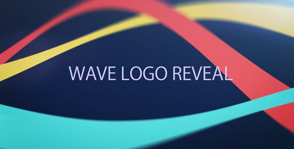 Wave Logo Reveal