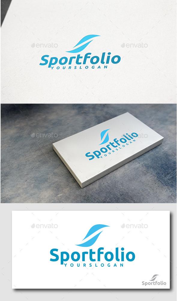 GraphicRiver Letter S Portfolio Logo 11498722