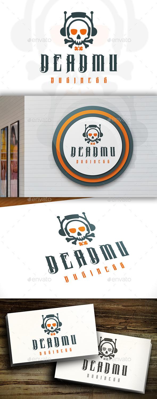 GraphicRiver Dead Music Logo 11498767