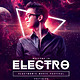 Electro Flyer Template PSD - GraphicRiver Item for Sale