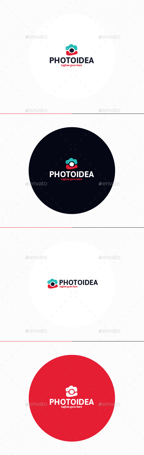 GraphicRiver Photo Idea Logo 11499179