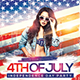 American Independence Day Flyer - GraphicRiver Item for Sale