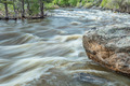 Poudre River at spring run off - PhotoDune Item for Sale