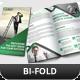 Creative Corporate Bi-Fold Brochure Vol 34