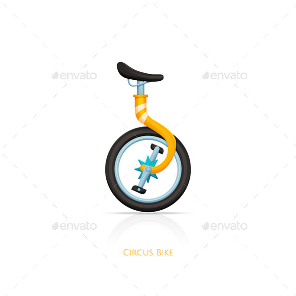GraphicRiver Circus Bike 11499869