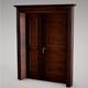 Gateway Door 01 - 3DOcean Item for Sale