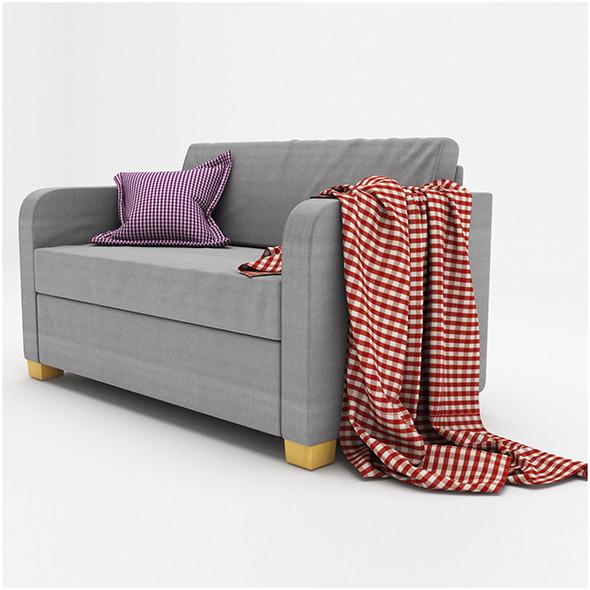 SOLSTA Sofa - 3DOcean Item for Sale