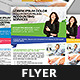 Accounting Finance Service Flyer Template - GraphicRiver Item for Sale