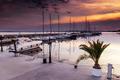 Yacht Marina at Sunset - PhotoDune Item for Sale
