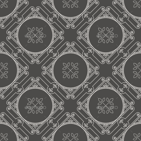 GraphicRiver Ornamental Geometric Pattern 11506617