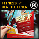 Fitness / Health Flyer - GraphicRiver Item for Sale