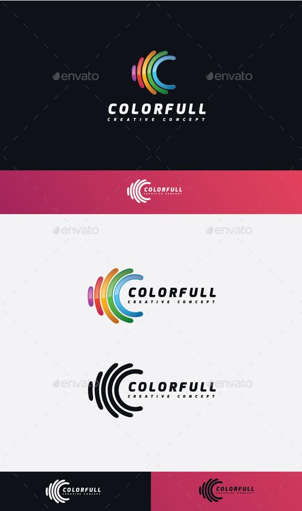 GraphicRiver Colorfull Concept Logo 11506709