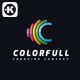 Colorfull Concept Logo - GraphicRiver Item for Sale