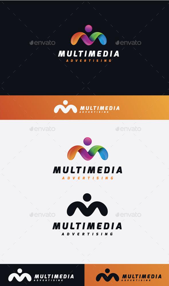 GraphicRiver Multimedia Ads Logo 11506719