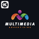 Multimedia Ads Logo - GraphicRiver Item for Sale
