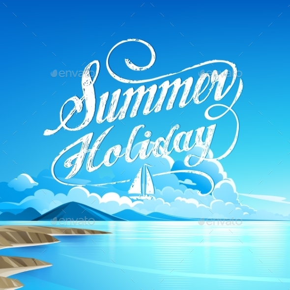 GraphicRiver Summer Holiday 11506740