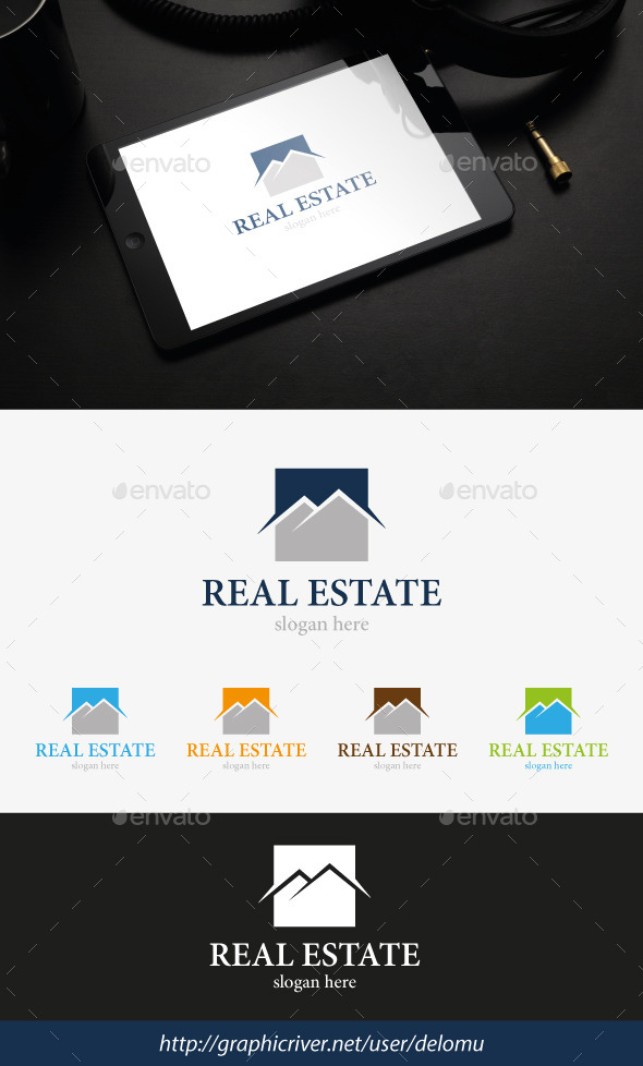GraphicRiver Real Estate Vol.2 11506826