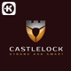 Castle Lock Logo - GraphicRiver Item for Sale