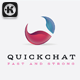 Quick Chat Logo - GraphicRiver Item for Sale