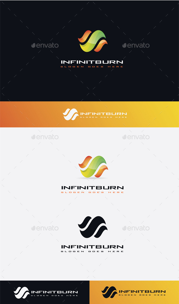 GraphicRiver Infinity Burn Logo 11506907