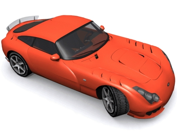 TVR Sagaris - 3DOcean Item for Sale