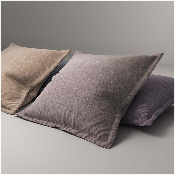 3DOcean Pillows38 11507380