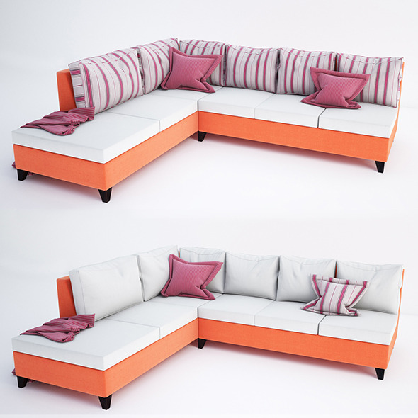 3DOcean Sofa collection 03 11508161