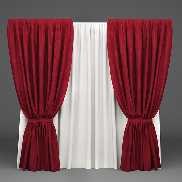 3DOcean Curtain 04 11508418