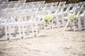 wedding isle on white sand - PhotoDune Item for Sale