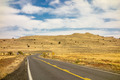 road to Meteor Crater in Winslow Arizona USA - PhotoDune Item for Sale