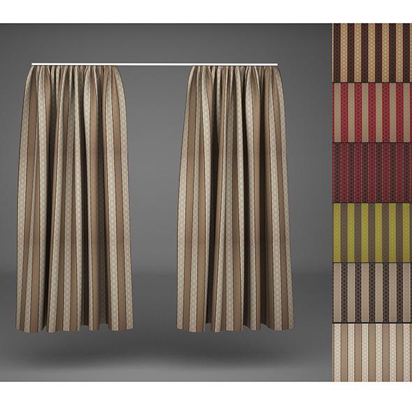 3DOcean Curtain 01 11508530