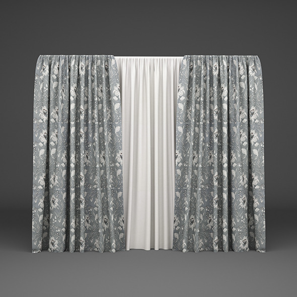 3DOcean Curtain02 11508650