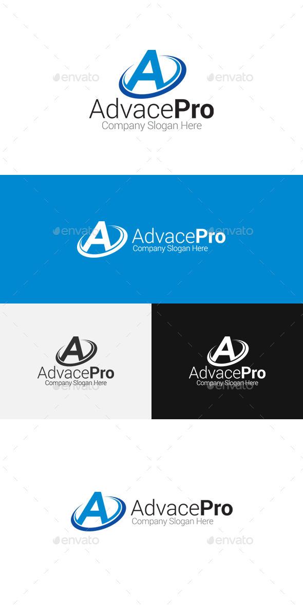GraphicRiver Letter A Logo 11508869