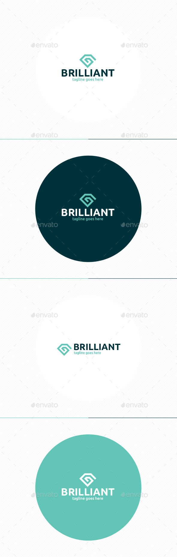 GraphicRiver Brilliant Logo 11508967