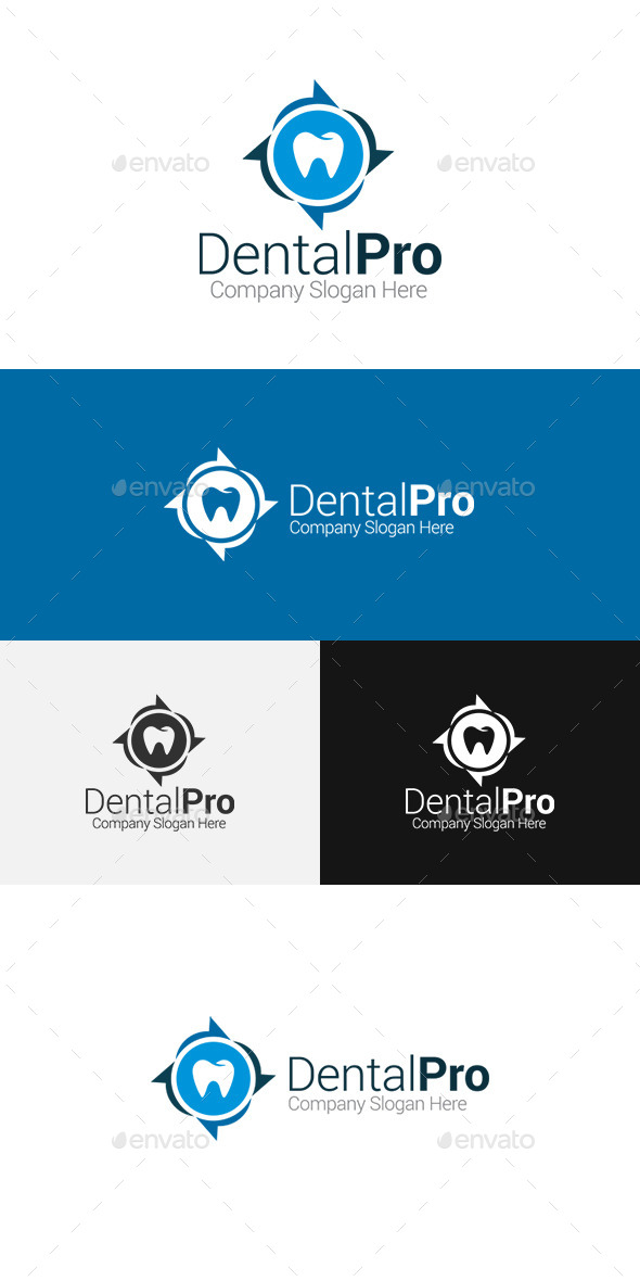 GraphicRiver Dental Logo 11508968